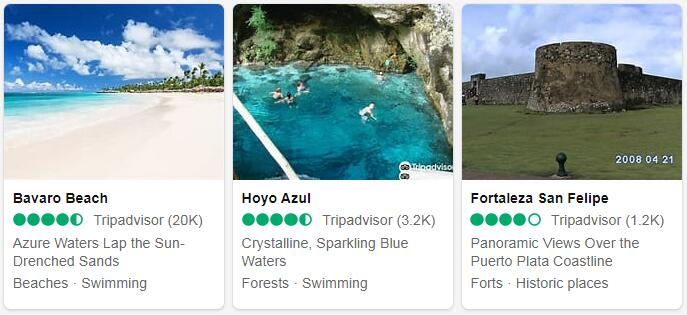 Dominican Republic Attractions