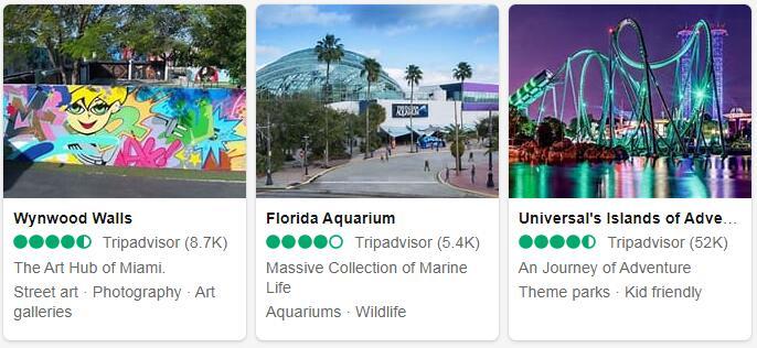 Florida Attractions 2