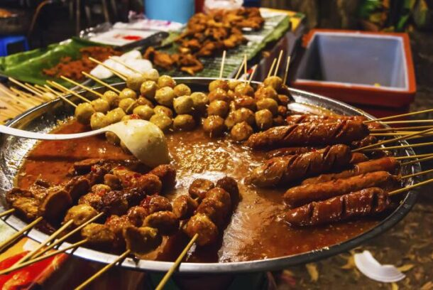 Singapore - the mother of street food