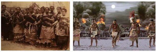 Tonga History