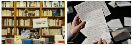 France Contemporary Literature